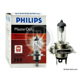 1 Bulb H4 12V 60/55W Philips high quality