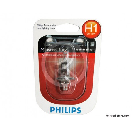AMPOULE H1 24V 70W (PHILIPS)