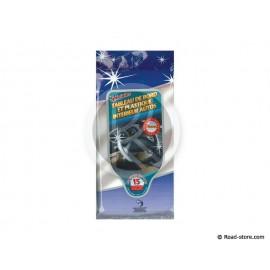 LINGETTES POUR TABLEAU DE BORD/PLASTIQUES PACK DE 15 Pomme