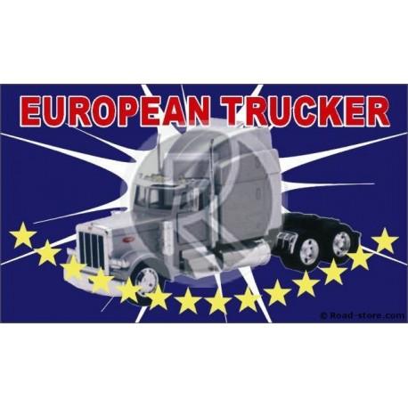 Flag Truck 145x90 cm