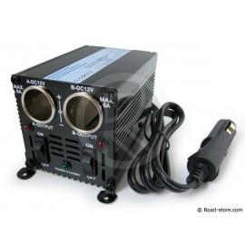 Voltage Reducer 24/12V 2x6A MAX 72W