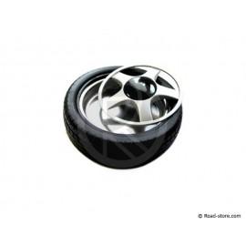 Aschenbecher Rad kleines Modell