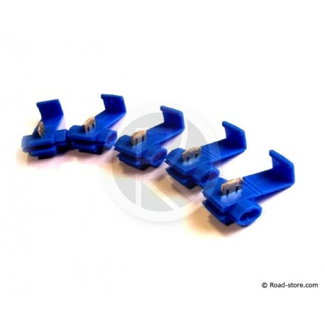 Cable CLIPS 4x