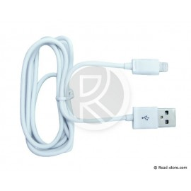 CABLE LIGHTNING VERS PORT USB iPHONE 5 / iPAD 3...