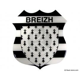 Adhesive sticker Breizh 112x120mm