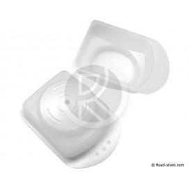 Ersatz Filter für Kaffemaschine mit Pad 55MM x 2 Stück