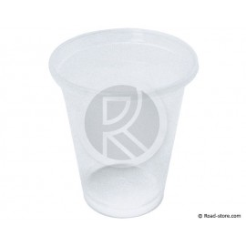 GOBELETS 27CL EN PLASTIQUE LOT DE 10