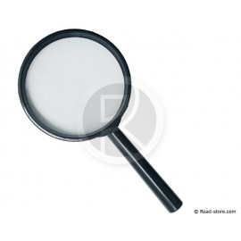Magnifying glass for travel 75mm