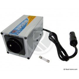 TRANSFO. 24V/230V/150W DC/AC (PRISE N.F.)