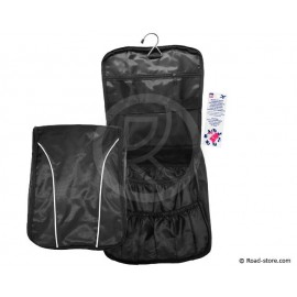 Toilet bag with 10 compartments
