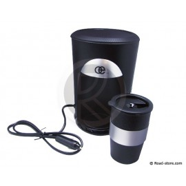 1 cup pad coffee maker 0,3L 24V/300W
