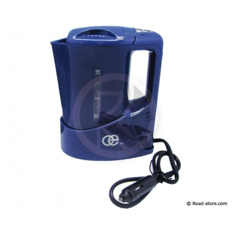 Kettle 1L 12V 170W SOFT TOUCH with Support