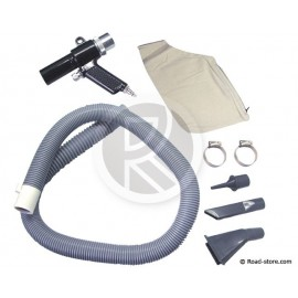 Vacuum and air blower 2in1