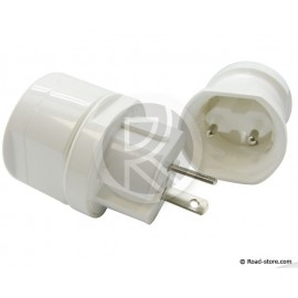 Universal Adapter European Countries 10A. MAX 250V