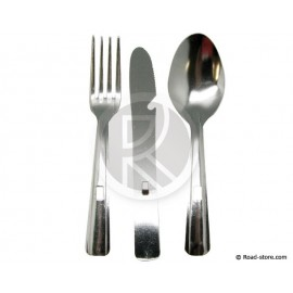 Cutlery Set : Knife/fork/spoon