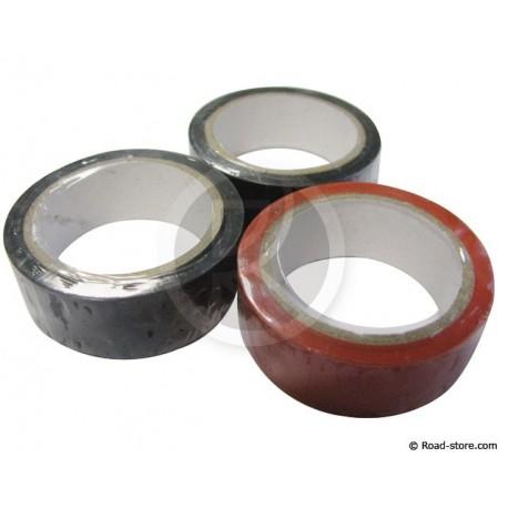 PVC Insulation Tape 19MM X 5M 1 RED 2 BLACK