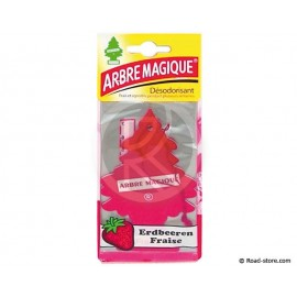 "Air Freshener ""Little Trees"" Perfume Strawberry"