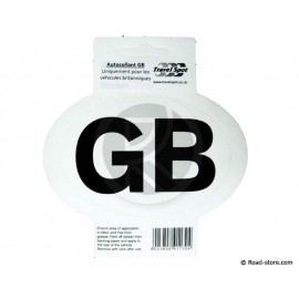 "Sticker ""GB"""