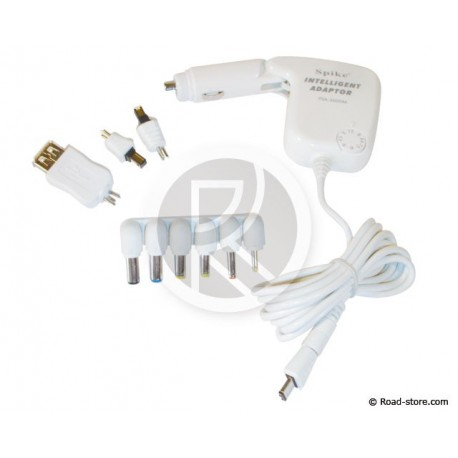 Adapter Multimedia 3 to 12V 3,2 A max