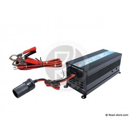 Spannungs beschleuniger 12V in 24V 15A max. 360W