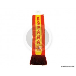 Mini-Schal: die Dekoration des Windfanges - ESPAGNE