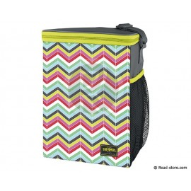 SAC ISOTHERME 9L 22x15x28cm THERMOS MODELE WAVERLY
