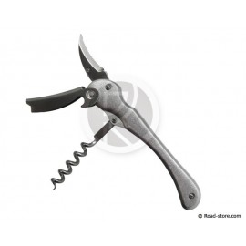 Bottle Opener 3 EN 1 (Corkscrew, bottle opener, opener box)