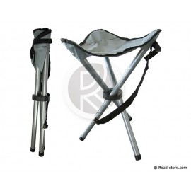 Folding Tripod Stool (31x31x40cm)