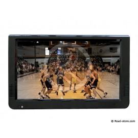 "TELEVISION PORTABLE 12V/220V TNT HD ECRAN LCD 10,2"""