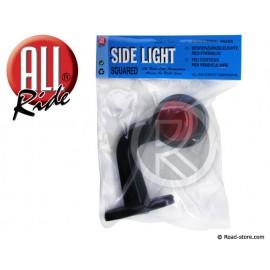 Stalk side marker lamp 15cm 12/24V DC