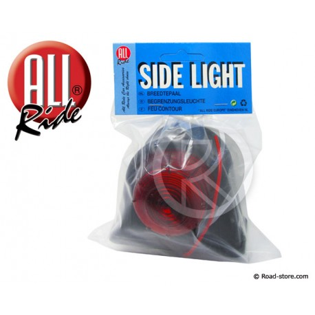 Medium size Britax two-tone clearance light 12/24 Volts DC