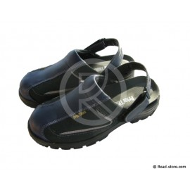 Safety sandals blue size 47