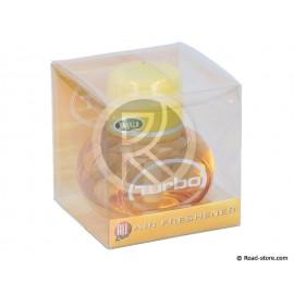 DESODORISANT TURBO 150 ML VANILLE (poppy)