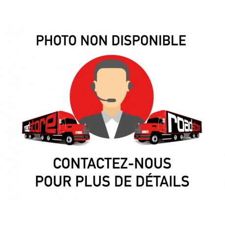 DRAPEAU FOND DE CABINE EUROPEAN TRUCKER CAMION AMERICAIN BLEU