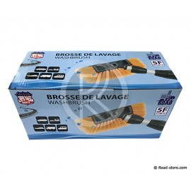 BROSSE DE LAVAGE 31CM 5 FACES ANTI-RAYURES POUR REF 620188