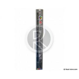 BARRE LUMINEUSE 90CM 15 LEDS 12/24V MULTICOULEURS