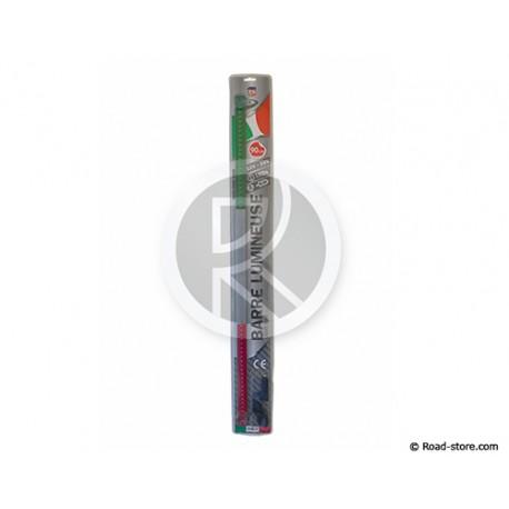 BARRE LUMINEUSE 90CM 69 LEDS 12/24V ITALIE