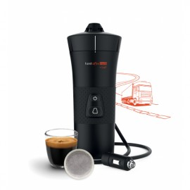 CAFETIERE HANDCOFFEE TRUCK 24V POUR DOSETTES SOUPLES